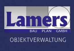 Logo Objektverwaltung Lamers in Krefeld